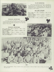 Page 45, 1955 Edition, Barron High School - Bear On High Yearbook (Barron, WI) online yearbook collection