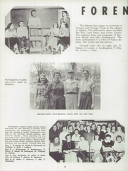 Page 76, 1955 Edition, Barron High School - Bear On High Yearbook (Barron, WI) online yearbook collection