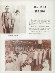 Page 78, 1955 Edition, Barron High School - Bear On High Yearbook (Barron, WI) online yearbook collection