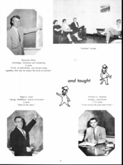 Page 10, 1959 Edition, Barron High School - Bear On High Yearbook (Barron, WI) online yearbook collection