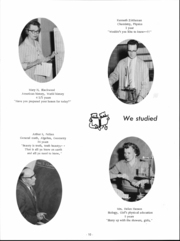 Page 11, 1959 Edition, Barron High School - Bear On High Yearbook (Barron, WI) online yearbook collection