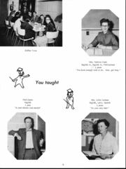 Page 9, 1959 Edition, Barron High School - Bear On High Yearbook (Barron, WI) online yearbook collection