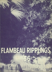 Page 1, 1956 Edition, Ladysmith High School - Flambeau Ripplings Yearbook (Ladysmith, WI) online yearbook collection