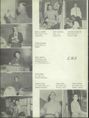 Page 10, 1956 Edition, Ladysmith High School - Flambeau Ripplings Yearbook (Ladysmith, WI) online yearbook collection