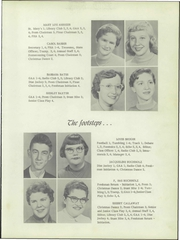 Page 15, 1956 Edition, Ladysmith High School - Flambeau Ripplings Yearbook (Ladysmith, WI) online yearbook collection