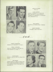 Page 16, 1956 Edition, Ladysmith High School - Flambeau Ripplings Yearbook (Ladysmith, WI) online yearbook collection