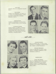 Page 17, 1956 Edition, Ladysmith High School - Flambeau Ripplings Yearbook (Ladysmith, WI) online yearbook collection