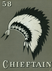 1958 Edition, Kewaskum High School - Chieftain Yearbook (Kewaskum, WI)