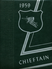 1959 Edition, Kewaskum High School - Chieftain Yearbook (Kewaskum, WI)
