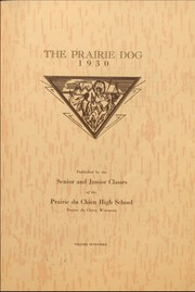 Page 7, 1930 Edition, Prairie Du Chien High School - Blackhawk Yearbook (Prairie Du Chien, WI) online yearbook collection