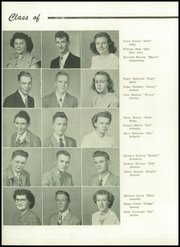 Page 18, 1950 Edition, Prairie Du Chien High School - Blackhawk Yearbook (Prairie Du Chien, WI) online yearbook collection