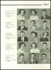Page 19, 1950 Edition, Prairie Du Chien High School - Blackhawk Yearbook (Prairie Du Chien, WI) online yearbook collection