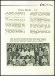 Page 23, 1950 Edition, Prairie Du Chien High School - Blackhawk Yearbook (Prairie Du Chien, WI) online yearbook collection