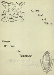 Page 10, 1947 Edition, Hortonville High School - Polar Bear Yearbook (Hortonville, WI) online yearbook collection