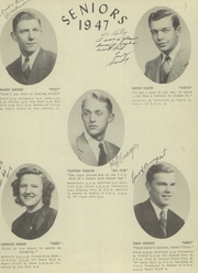 Page 11, 1947 Edition, Hortonville High School - Polar Bear Yearbook (Hortonville, WI) online yearbook collection
