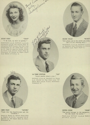 Page 12, 1947 Edition, Hortonville High School - Polar Bear Yearbook (Hortonville, WI) online yearbook collection