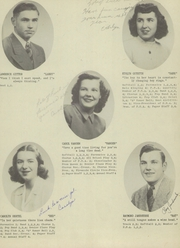 Page 13, 1947 Edition, Hortonville High School - Polar Bear Yearbook (Hortonville, WI) online yearbook collection