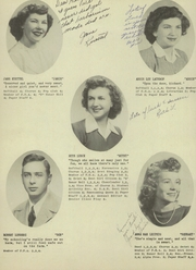 Page 14, 1947 Edition, Hortonville High School - Polar Bear Yearbook (Hortonville, WI) online yearbook collection