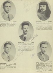 Page 15, 1947 Edition, Hortonville High School - Polar Bear Yearbook (Hortonville, WI) online yearbook collection