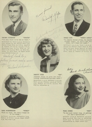 Page 16, 1947 Edition, Hortonville High School - Polar Bear Yearbook (Hortonville, WI) online yearbook collection