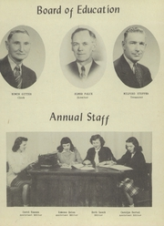 Page 7, 1947 Edition, Hortonville High School - Polar Bear Yearbook (Hortonville, WI) online yearbook collection
