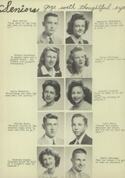 Page 14, 1946 Edition, Wautoma High School - Hornet Yearbook (Wautoma, WI) online yearbook collection