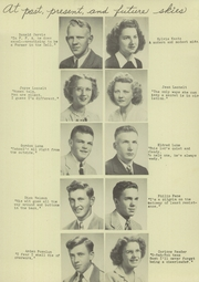 Page 15, 1946 Edition, Wautoma High School - Hornet Yearbook (Wautoma, WI) online yearbook collection