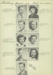 Page 16, 1946 Edition, Wautoma High School - Hornet Yearbook (Wautoma, WI) online yearbook collection