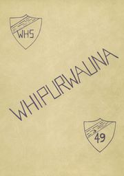 Page 1, 1949 Edition, Waunakee High School - Whipurwauna Yearbook (Waunakee, WI) online yearbook collection