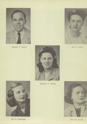 Page 15, 1949 Edition, Waunakee High School - Whipurwauna Yearbook (Waunakee, WI) online yearbook collection