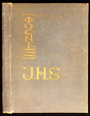 Janesville High School - Phoenix Yearbook (Janesville, WI) online yearbook collection, 1921 Edition, Page 1