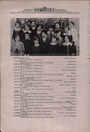 Page 28, 1925 Edition, Janesville High School - Phoenix Yearbook (Janesville, WI) online yearbook collection