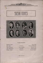 Page 31, 1925 Edition, Janesville High School - Phoenix Yearbook (Janesville, WI) online yearbook collection