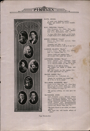 Page 35, 1925 Edition, Janesville High School - Phoenix Yearbook (Janesville, WI) online yearbook collection