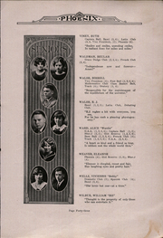 Page 53, 1925 Edition, Janesville High School - Phoenix Yearbook (Janesville, WI) online yearbook collection