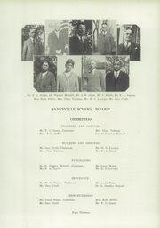 Page 17, 1931 Edition, Janesville High School - Phoenix Yearbook (Janesville, WI) online yearbook collection