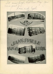 Page 13, 1933 Edition, Janesville High School - Phoenix Yearbook (Janesville, WI) online yearbook collection