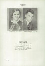 Page 10, 1934 Edition, Janesville High School - Phoenix Yearbook (Janesville, WI) online yearbook collection