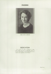Page 11, 1934 Edition, Janesville High School - Phoenix Yearbook (Janesville, WI) online yearbook collection