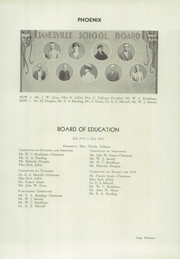 Page 17, 1934 Edition, Janesville High School - Phoenix Yearbook (Janesville, WI) online yearbook collection