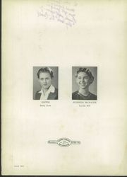 Page 6, 1939 Edition, Janesville High School - Phoenix Yearbook (Janesville, WI) online yearbook collection