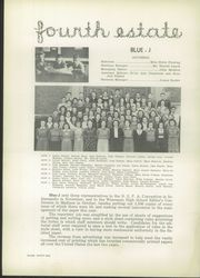 Page 60, 1939 Edition, Janesville High School - Phoenix Yearbook (Janesville, WI) online yearbook collection