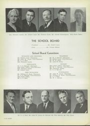 Page 12, 1940 Edition, Janesville High School - Phoenix Yearbook (Janesville, WI) online yearbook collection