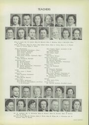 Page 15, 1940 Edition, Janesville High School - Phoenix Yearbook (Janesville, WI) online yearbook collection