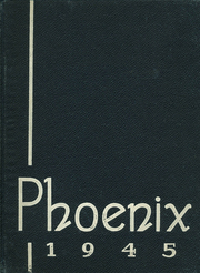 Janesville High School - Phoenix Yearbook (Janesville, WI) online yearbook collection, 1945 Edition, Page 1