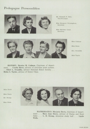 Page 11, 1945 Edition, Janesville High School - Phoenix Yearbook (Janesville, WI) online yearbook collection