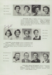 Page 13, 1945 Edition, Janesville High School - Phoenix Yearbook (Janesville, WI) online yearbook collection