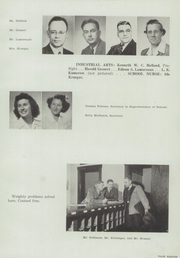 Page 15, 1945 Edition, Janesville High School - Phoenix Yearbook (Janesville, WI) online yearbook collection