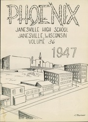 Page 7, 1947 Edition, Janesville High School - Phoenix Yearbook (Janesville, WI) online yearbook collection