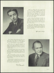 Page 11, 1948 Edition, Janesville High School - Phoenix Yearbook (Janesville, WI) online yearbook collection